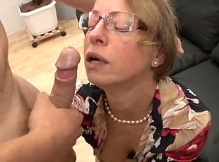 Fisting, Briller, Fisse (Pussy), Anal, Moden