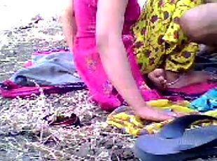 Hinduistickej ženy, Park
